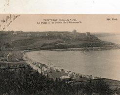 Trestraou -   La  Plage  Et  La  Pointe  De  Ploumanac'h. - France