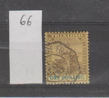 TRINIDAD: Yv N° 66 Oblitéré Poste Maritime TTB - Trinité & Tobago (1962-...)