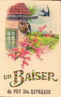 Bouches Du Rhone, Puy Ste Reparade, Un Baiser Du ...... - Autres Communes