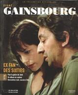 Serge GAINSBOURG - Jane BIRKIN - Ex Fan Des Sixties - CD + Livre - Musique & Instruments