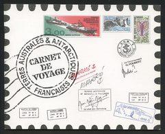 TAAF 1999  Carnet C248 ** ( 248/259 ) Neuf MNH Superbe C 50 € Port 250gr Marko Bateaux Ships Oiseaux Birds - Carnets