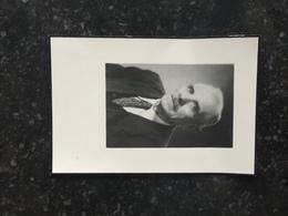 20C -  Auguste Dechambre Veuf Calay Dcd Lamouline 1967 Avec Photo - Obituary Notices