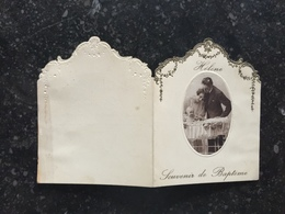 20C - Hélène ¨Pizzinalo Chatelet 1924 - Birth & Baptism