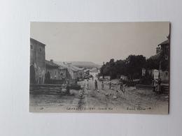 Germainvillers Grande Rue - France