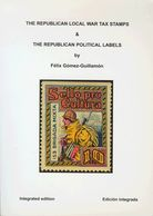 Bibliografía. 1977. THE REPUBLICAN LOCAL WAR TAX STAMPS (1936-39). Félix Gómez-Guillamón. Edición Spanish Philatelic Soc - Libros, Revistas, Cómics