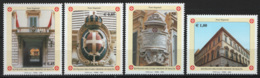 SMOM 2005 Sass.814/17 MNH/** VF - Malte (Ordre De)