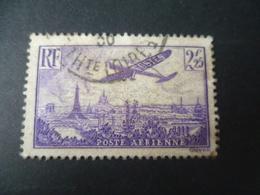 FRANCE  POSTE AERIENNE  N° 10 - 1927-1959 Gebraucht