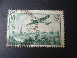 FRANCE  POSTE AERIENNE  N° 8 - 1927-1959 Gebraucht