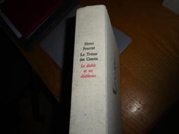 """Gros Livre D'Henri Pourrat Le Trésor Des Contes """"le Diable Et Ses Diableries - Non Classés"""