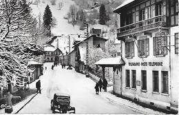 SAINT GERVAIS ( 74 ) - Hôtel Des Postes  ( C.P.S.M. , Pt - Ft ) - Saint-Gervais-les-Bains