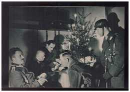 DT- Reich (008995) Propagandakarte Weihnachten An Der Front, Ungebraucht - Germany