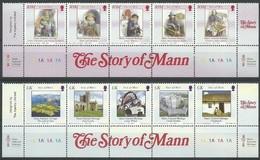 Ile De Man 2004 Yvertn° 1172-1181 *** MNH Cote 14,00 Euro National Heritage Patrimoine De Man - Man (Ile De)