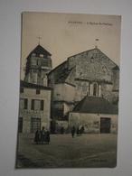 17 Saintes, L'église Saint Pallais (8146) - Saintes