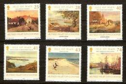 Île De Man 2004 Yvertn° 1193-1198 *** MNH Cote 12,50 Euro Cept Les Vacances - Man (Ile De)