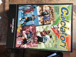 CALCIATORI PANINI RIPRODUZIONE 1997-98 - Libri, Riviste, Fumetti