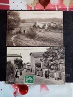 Lot A2:14 Cartes France Et Monde - Postcards