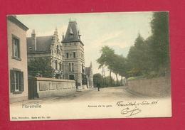 C.P. Florenville =  Avenue  De La GARE - Florenville