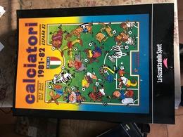 CALCIATORI PANINI RIPRODUZIONE 1981-82 - Libri, Riviste, Fumetti