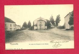C.P. Florenville =  Route  De  CARIGNAN Et  De  SEDAN - Florenville
