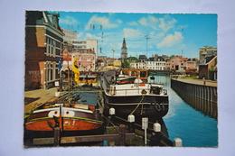 GRONINGEN-winschoterdiep Hoek Oosterhaven-peniches - Groningen