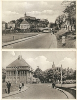 Siegburg : Kreishaus --- 2 Cards - Siegburg