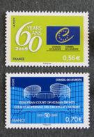 FRANCE - 2010 -  SERVICE - YT 142 à 143 ** - Dienstpost