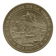 Monnaie De Paris , 2011 , Biarritz , Le Rocher De La Vierge - Monnaie De Paris