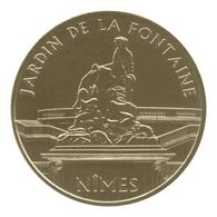 Monnaie De Paris , 2011 , Nîmes , Jardin De La Fontaine - Monnaie De Paris