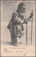 """Inde - CP """" Mendiant Hindous """" De Et Vers Calcutta 06/01/1905 (RD229)DC5743 - Altri"""