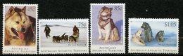Territoire Antarctique Australien (AAT) , Yvert 98/101**, Scott L91/93**, MNH - Territoire Antarctique Australien (AAT)