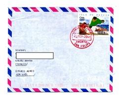 Lettre Cachet San Felipe Sur Ile Paques - Cile