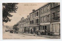 - CPA DOZULÉ (14) - Le Haut Du Bourg (avec Personnages) - Edition C. Lepley - - Francia