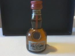 Mignonette Liqueur Grand Marnier  Non Ouverte Ancienne - Miniaturflaschen