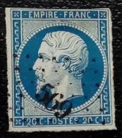 460- 14 A - PC 569 Buxy  Saône Et Loire 70 - 1853-1860 Napoleon III