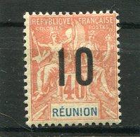 REUNION  N°  77 *  (Y&T)  (Charnière) - Ongebruikt