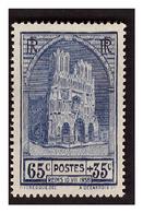 Timbre N°399 Charnière - Frankreich