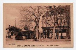 - CPA LA LANDE-CLÉCY (14) - Le Petit Bonheur - Edition Bisson 4321 - - Clécy