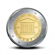 Belgie 2017  2 Euro Commemo 200 Jaar Universiteit Van Gent  Université De Gand   Extreme Rare !!! UNC - Belgium