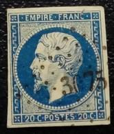465 - 14 A - PC 3075 St Gengoux Le Royal Saône Et Loire 70 - 1853-1860 Napoleon III