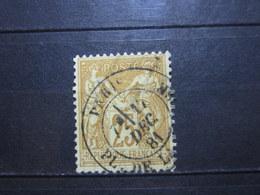 VEND BEAU TIMBRE DE FRANCE N° 92 !!! (a) - 1876-1898 Sage (Type II)