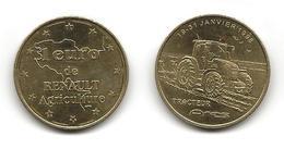 1€ RENAULT AGRICULTURE - Euro Delle Città