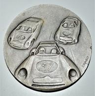 Rare Médaille Vintage Sport Automobile DRAGO Diamètre 5 Cm - Autres