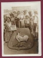 270120A - PHOTO 1937 - évènement Jeu De Plage Grand Concours Des Plages Journal LE MATIN écusson Coq Je Chante La Gloire - Jeux Et Jouets