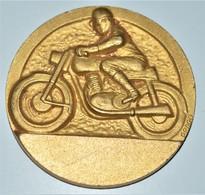 Rare Médaille Vintage Moto DRAGO Diamètre 5 Cm - France