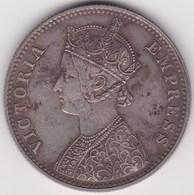INDIA, Alwar, Rupee 1891 - Inde