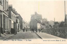 Belgique - Louvain - Rue De L' Ecluse - La Dyle - Office Tout Louvain Série C N° 9 - Leuven