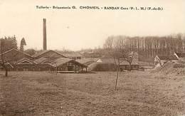 63 Randan  Tuilerie Briqueterie Chomeil - France