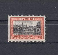 Danzig 1 Gulden Postfrisch - Germania