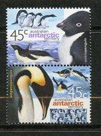 Territoire Antarctique Australien (AAT) , Yvert 123&124**, Scott L115&116**, MNH - Territoire Antarctique Australien (AAT)