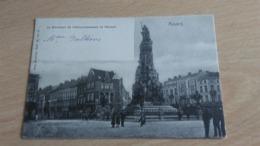 CPA - ANVERS - MONUMENT DE L AFFRANCHISSEMENT DE L ESCAUT - Belgique